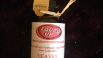 'Heaven' Massage & Bath Oil