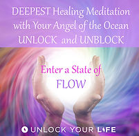 Deepest Healing with Your Angel, Enter a State of Flow
