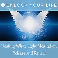 healing white light meditation Unlock Your Life
