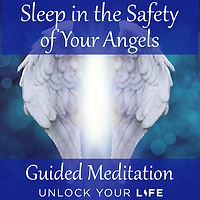 Sleep in the Safety of Angels Meditation
