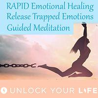 Rapid emotional healing while you sleep