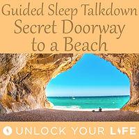 Guided Sleep Talkdown Beach Unlock Your Lif