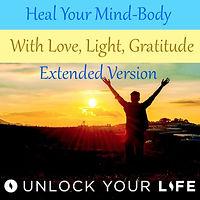 Mind Body Healing Affirmations
