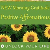 NEW gratitude affirmations Unlock Your Life