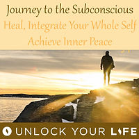 Journey to Subconscious, Achieve Wholeness, Inner Peace Healing Hypnosis