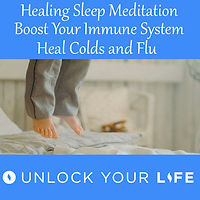 Colds and Flu Healing Hypnosis Boost Immune System
