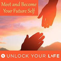 meet and become future self meditaton