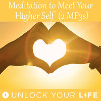 Meditation to Meet Your Higher Self