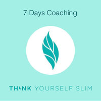 7 Days Coaching Think Yourself Slim Program