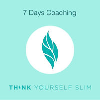 7 Days Coaching Think Yourself Slim Program