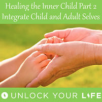 Healing Inner Child Meditation Part 2