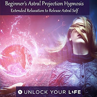 Beginners Astral Projection with Extended Relaxation Hypnosis