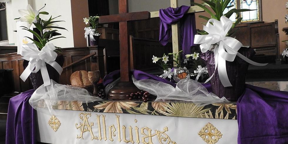 Easter Sunday at BMC
