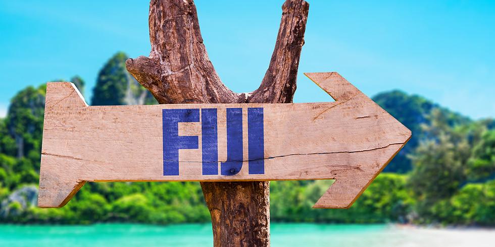 Leg 5 Nuku'alofa, Tonga; Suva, Lautoka, Fiji