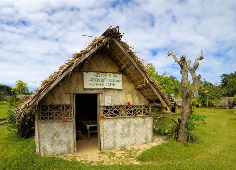Port Vila to Noumea