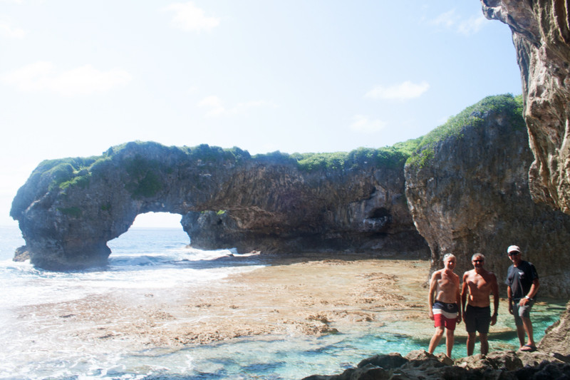 Niue Arch