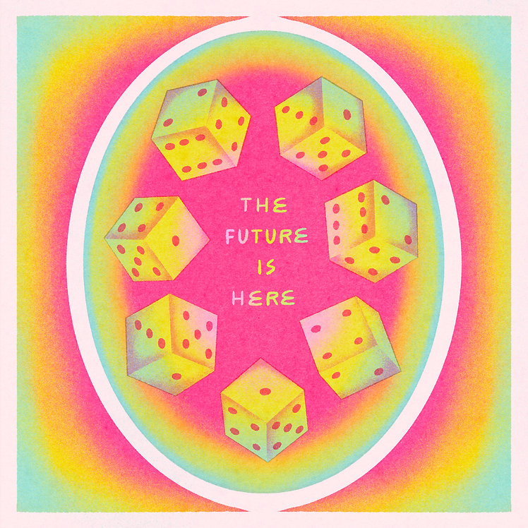 The Future Is Here | Emily Lynn Perelman