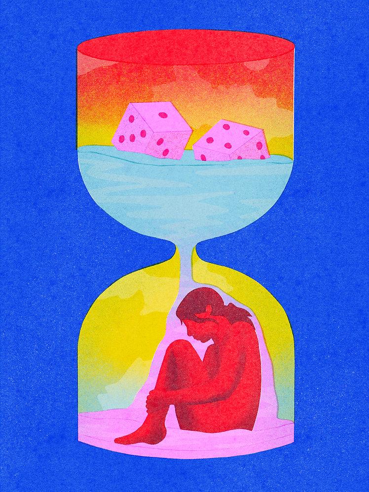 Hourglass | Emily Lynn Perelman
