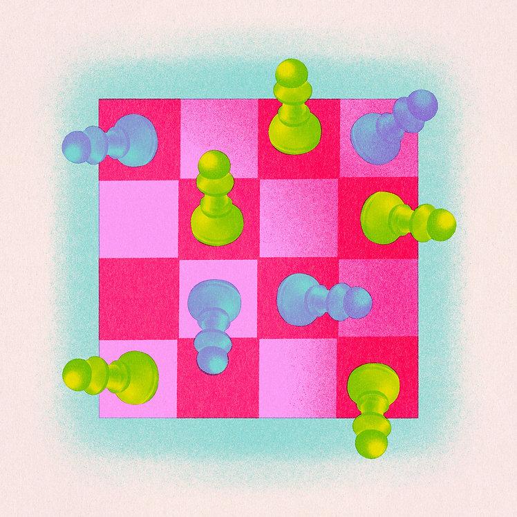 We Consist of Pawns | Emily Lynn Perelman