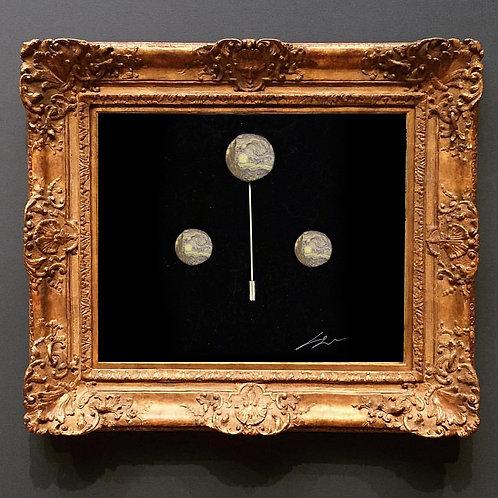 Van Gogh Kol düğmesi