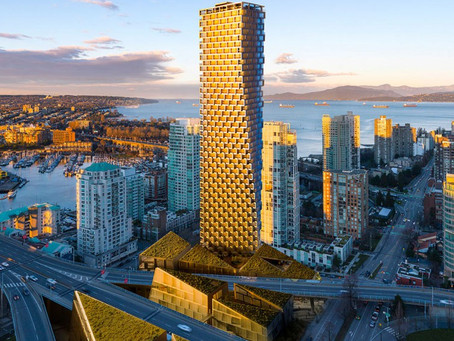 Vancouver House architects release video for Hyperloop One