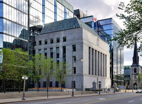 Bank of Canada Holds Key Interest Rate