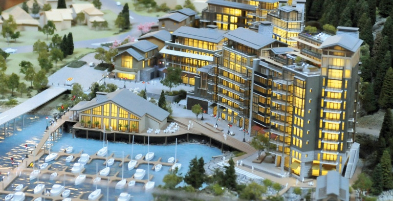 HORSESHOE BAY DEVELOPMENT APPROVED