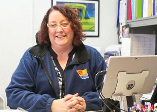 Smallfelt joins Seniors Helping Seniors