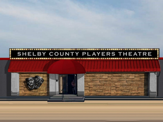 Shelby County Players, Inc. purchases  former 44 Bowl Bowling Alley