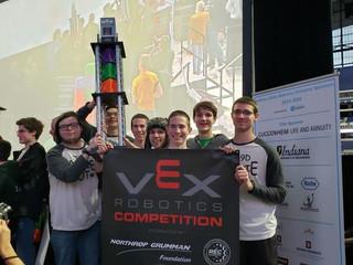 TC robotics overcomes underdog role to win 4th state title