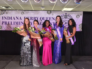 Five Finalists Advance for a Chance to Become the Indiana Derby Queen on July 14