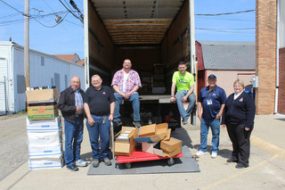 Salvation Army receives helping hand