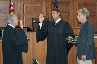Meltzer takes seat as Circuit Court judge