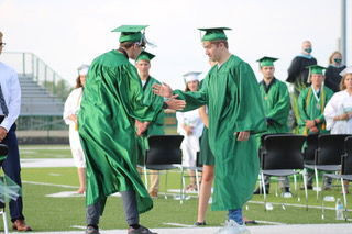 Triton Central graduates leave respected by community