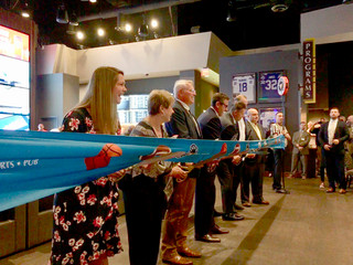 Indiana Grand opens state's first Sports Book
