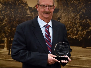 Indiana Hospital Association Recognizes Outstanding Individual for Service in Health Care