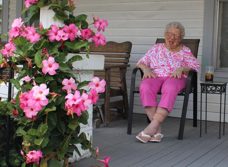 Morristown woman celebrates 105th birthday