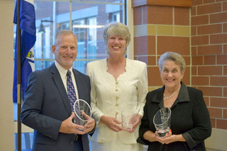 Claxton inducted into Franklin Alumni Hall of Fame