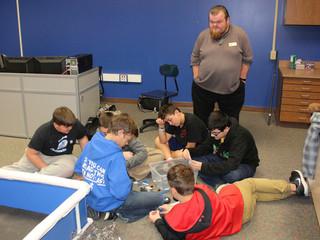 SES robotics clubs gearing up for inaugural season