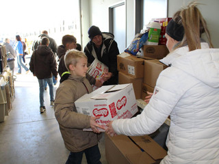 Loper comes through with Paws to Paws donations