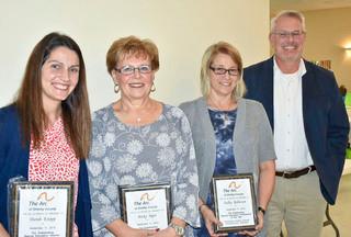 ARC presents awards to educators