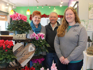 Cossairt Florist to celebrate 125 years