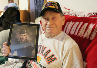 Vietnam vet from Shelby County living a charmed life