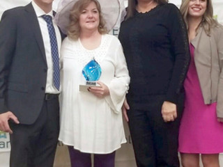 Roberts named executive director of the year