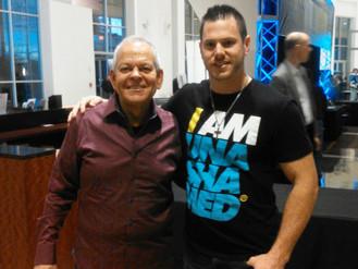 Shane Pauley Meets Johnny Hunt