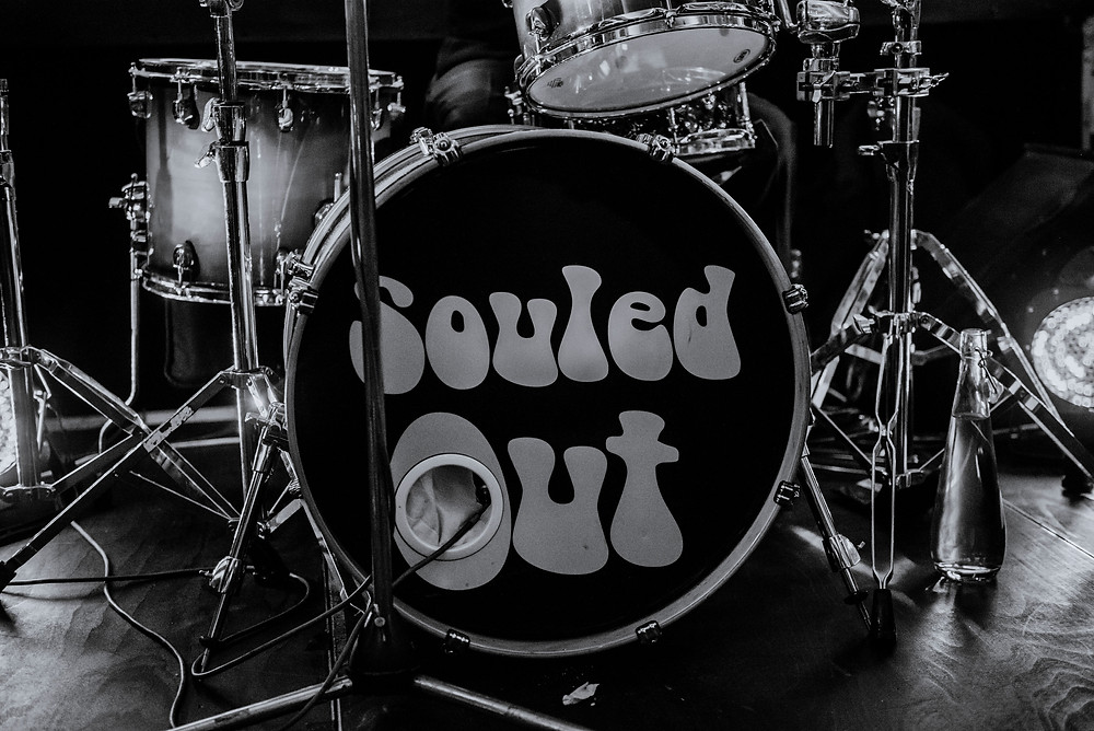 Souled Out Bass Drum