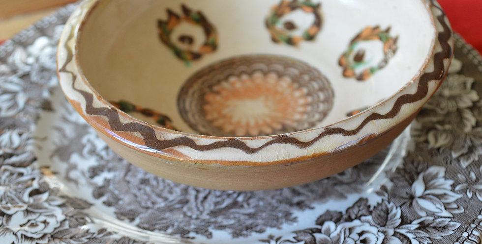 Bulgarian Pottery Bowl