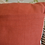 Thumbnail: Lemon Yellow Cross Stitch Embroidered Border Mini Cushion