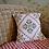 Thumbnail: Folklore Embroidered Mini Cushion