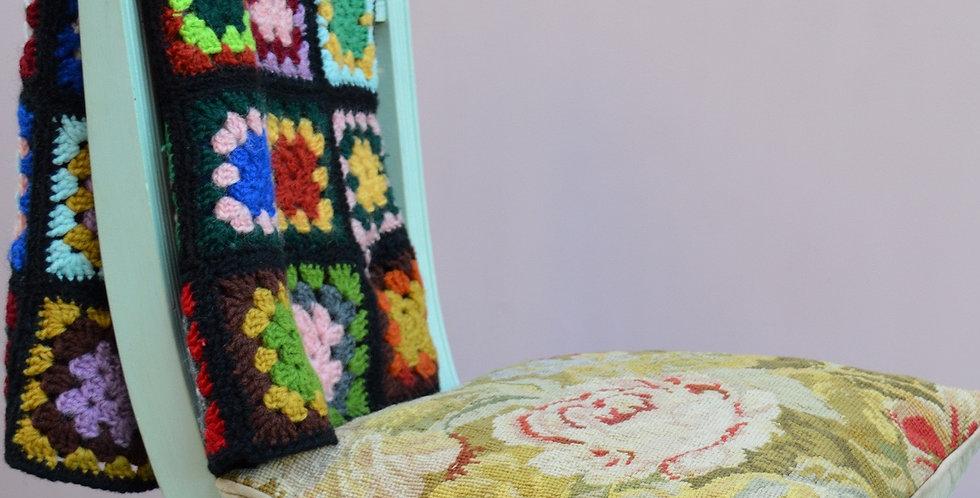 Rose Tapestry Cushion
